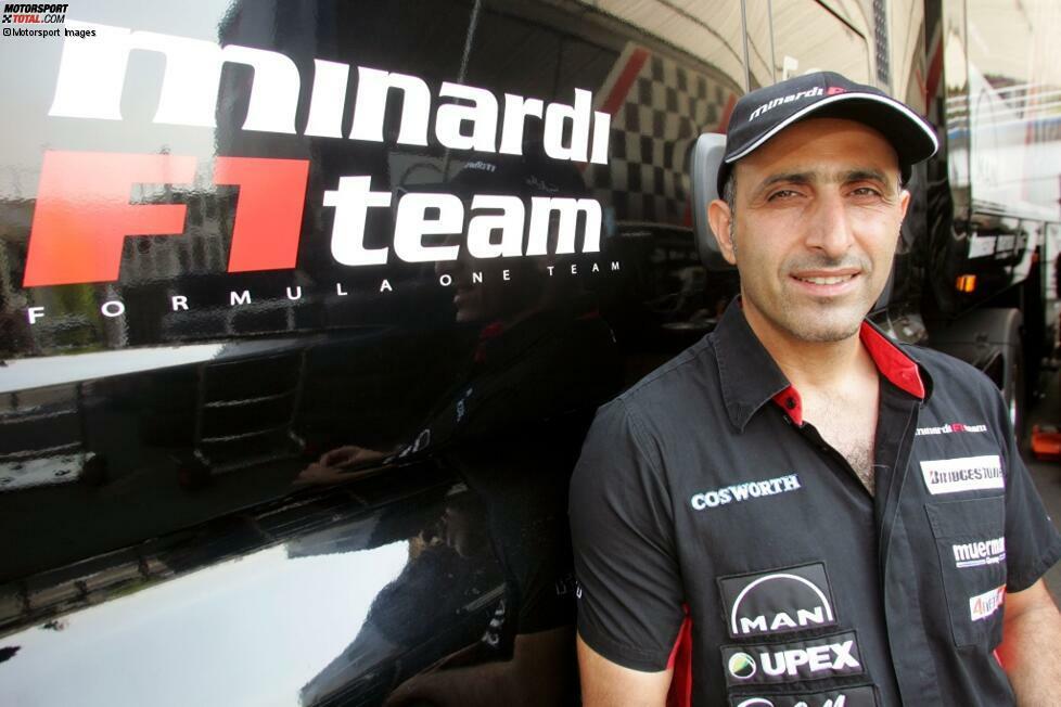 #10 Chanoch Nissany (Minardi 2005): Gut, eigentlich ist der Auftritt des Israeli unvergessen, doch allein wegen seiner Geschichte gehört er hier rein. Nissany beginnt seine Motorsport-Karriere erst im Alter von 38(!) Jahren. Als Testfahrer von Jordan und Minardi kommt er in die Formel 1 und bekommt 2005 in Ungarn die einmalige Chance.