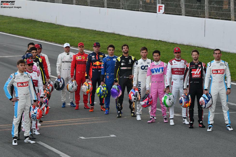 Wer fährt wo in der Formel-1-Saison 2021? Wir geben einen aktuellen Überblick!