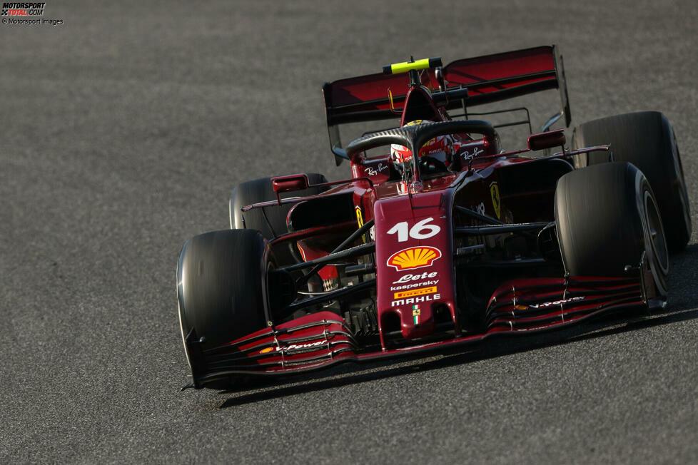 2020: Anlässlich des 1.000. Rennens von Ferrari in der Formel-1-WM greift das Team einmalig auf den ursprünglichen Farbton zurück, Burgund - und nur beim Toskana-Grand-Prix in Mugello, der das Jubiläum markiert.