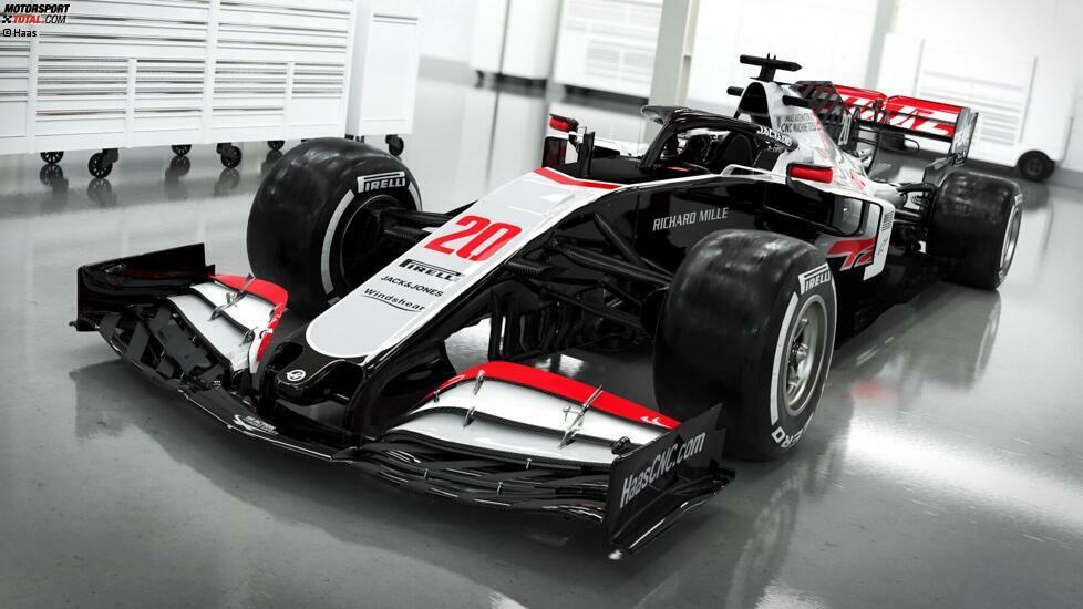 Der neue Haas VF-20
