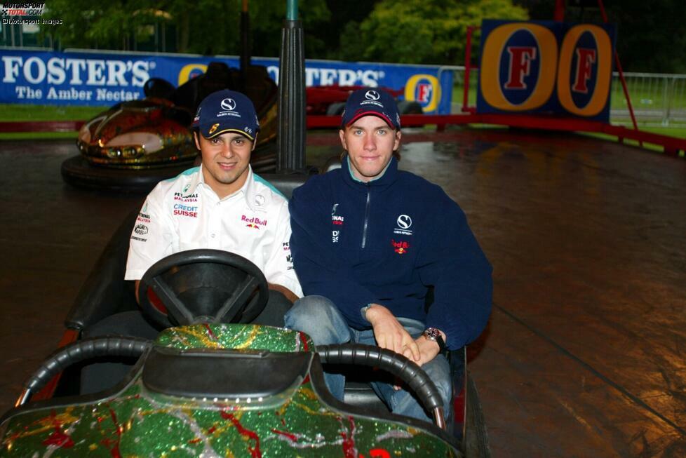 Felipe Massa (Sauber, 2002):
