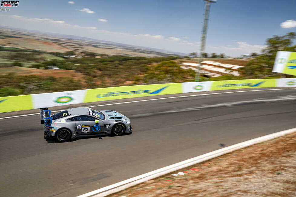 Aston Martin mit dem Vantage AMR GT3