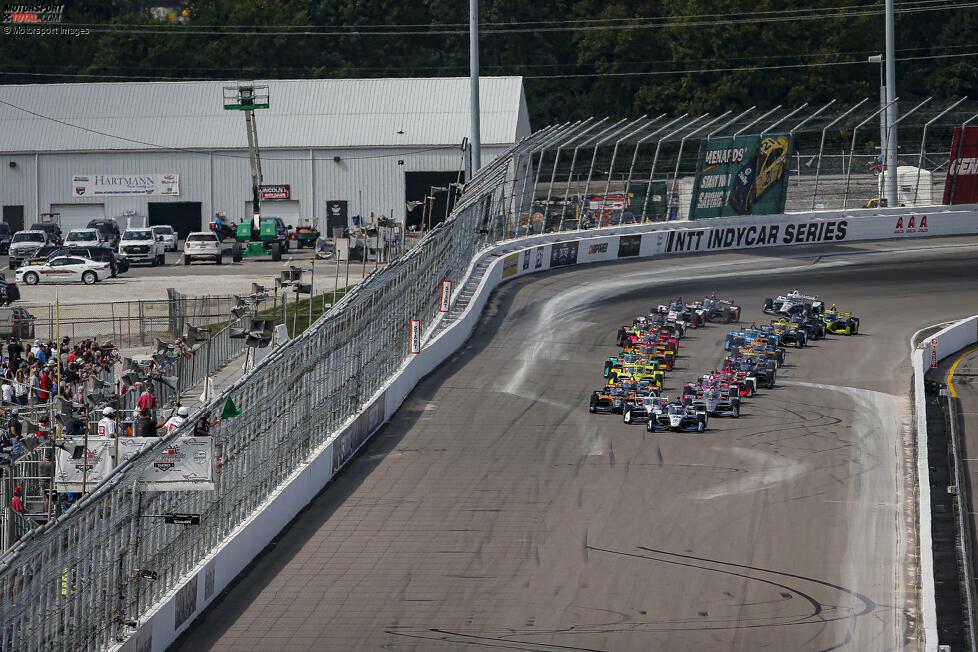 Warum die Platzierungen in der Gesamtwertung nicht zwangsläufig die wahren Leistungen widerspiegeln, zeigt unsere Top-10-Liste der IndyCar-Piloten 2020: