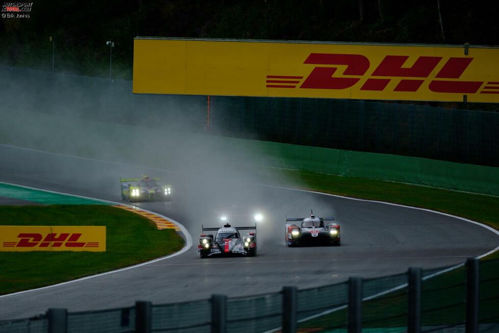 Nur fünf LMP1-Autos treten bei den 24 Stunden von Le Mans 2020 an. Wie diese das Rennen angehen, zeigt unsere Fotostrecke: