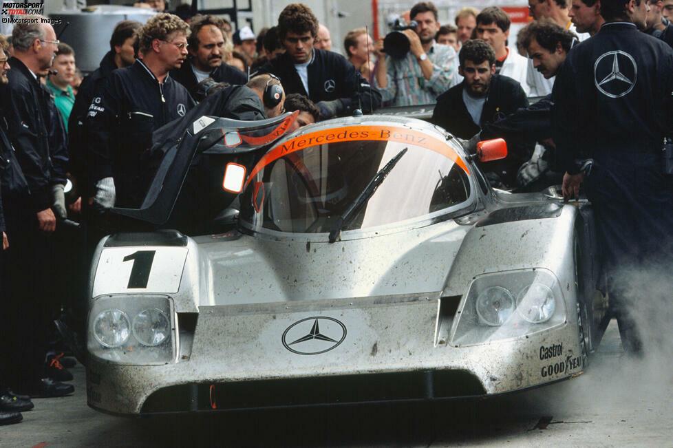 Platz 9: Jean-Louis Schlesser; 7 Starts, bestes Resultat: 2. (1981)