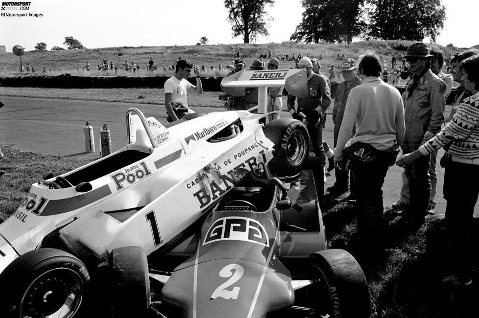 Senna vs. Brundle: