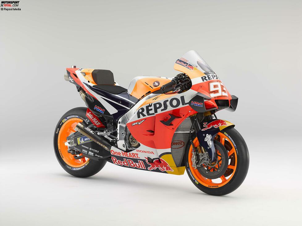 Motorrad: Honda RC213V