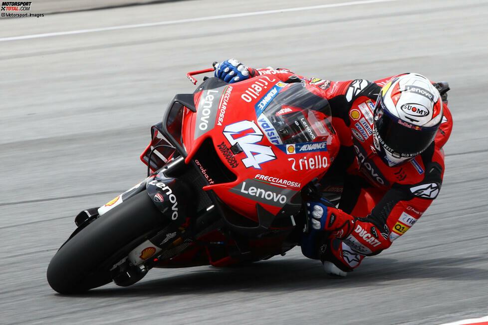 #04 Andrea Dovizioso (Ducati)