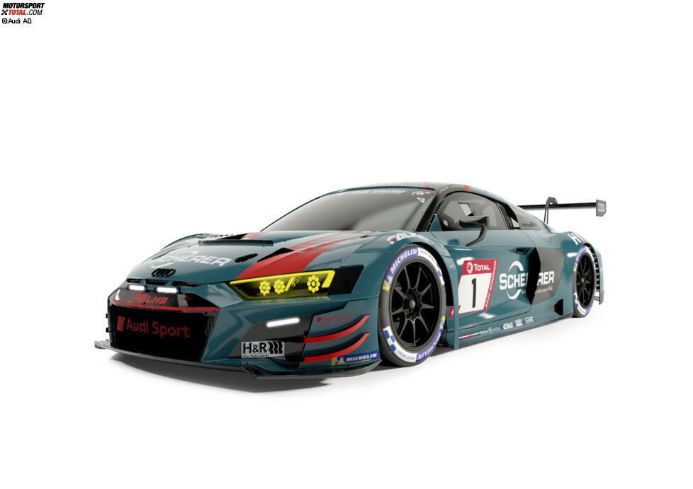 Phoenix-Audi #1 (N. Müller/Vanthoor/Vervisch/Stippler): Die Vorjahressieger sind natürlich wieder ganz oben auf der Liste. Einzige Änderung im Line-up: DTM-Star Nico Müller ersetzt Pierre Kaffer. 5 Sterne für die Titelverteidiger.