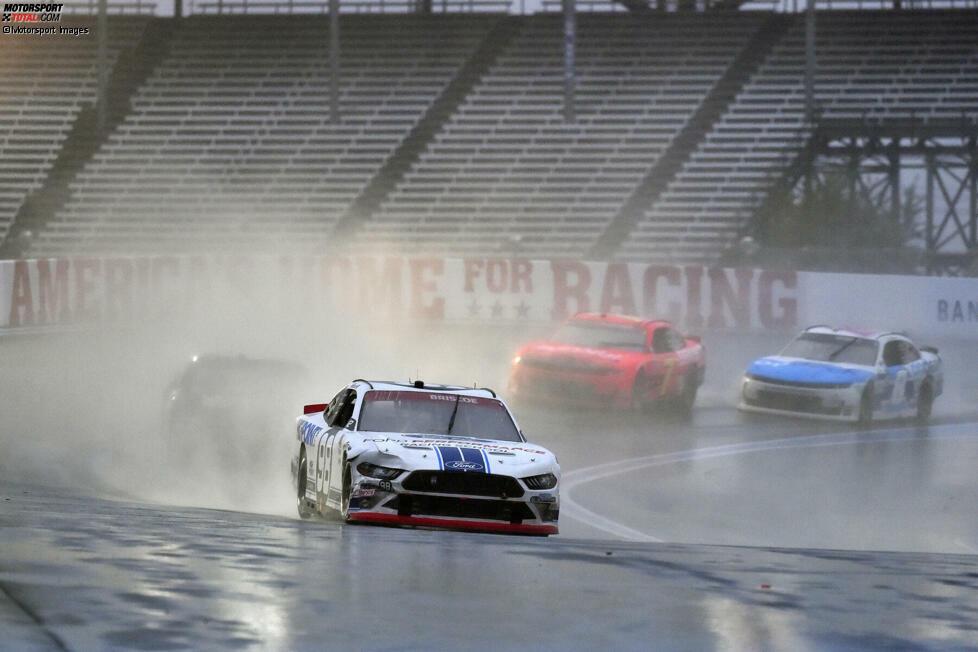 NASCAR-Xfinity-Regenrennen in Charlotte