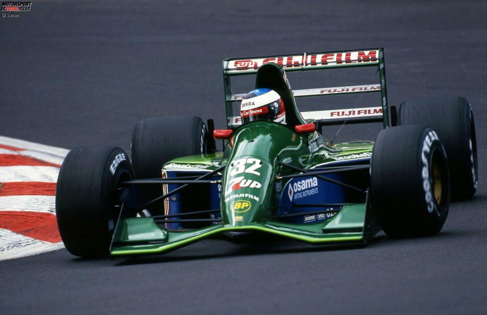 Spa 1991 - Zumindest in Deutschland dürfte sich jeder Formel-1-Fan an das Rennen in Belgien am 25. August 1991 erinnern. Denn damals gibt ein gewisser Michael Schumacher sein Debüt in der Königsklasse. Das endet aber bereits nach wenigen Metern. Und wer kann anschließend eigentlich gewinnen?