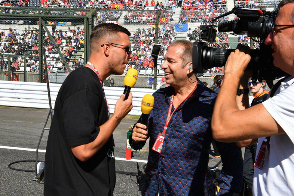 RTL setzt in der Formel-1-Saison 2020 auf bewährtes Personal. Kommentiert werden die Rennen auch in diesem Jahr von Heiko Waßer und Experte Christian Danner. Boxenreporter ist Urgestein Kai Ebel.