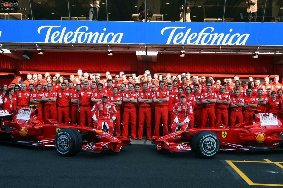 Wir haben uns gefragt: Wie sähe wohl das ultimative Formel-1-Team aus, wenn man es unabhängig von Verträgen und über Jahrzehnte hinweg mit den absolut besten Personen bestücken könnte? Eine interne Abstimmung unter den Formel-1-Redakteuren von Motorsport Network ergab die folgende Plätze in den einzelnen Rubriken!