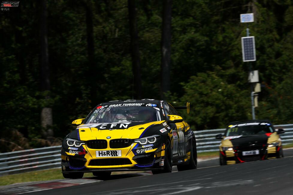 SP10: Adrenalin Motorsport (BMW M4 GT4) - 161 Punkte