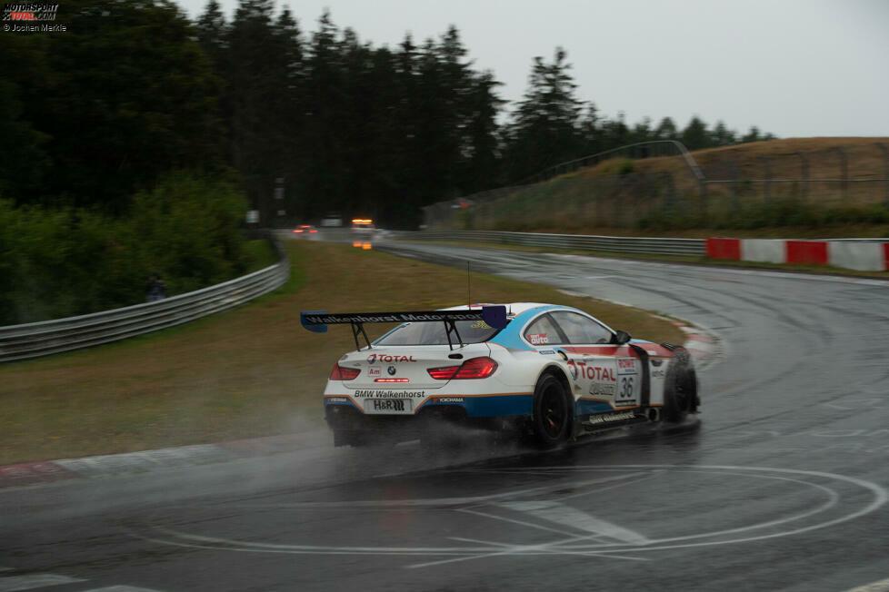 SP9 Pro: Walkenhorst Motorsport (BMW M6 GT3) - 130 Punkte