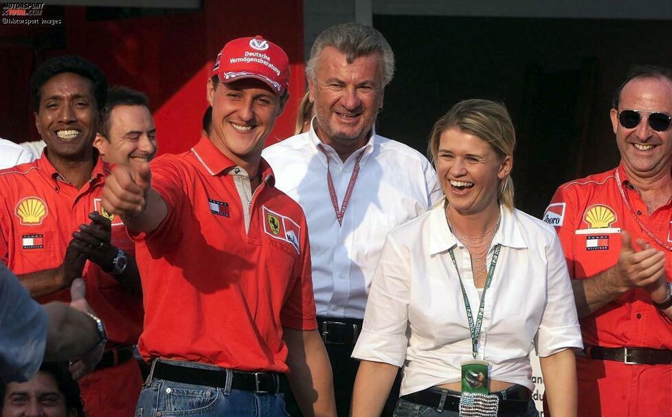 Über Funkstille zu Michael Schumacher und seiner Familie: