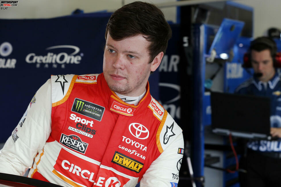 2020: Erik Jones, Joe Gibbs Racing