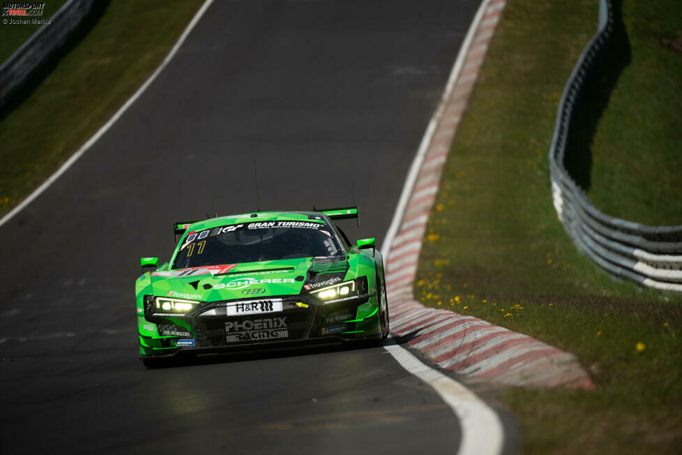 Phoenix-Audi #11 (SP 9 Pro) - qualifiziert für Q2