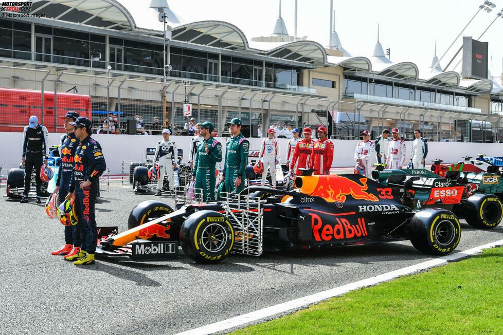 Wer fährt wo in der Formel-1-Saison 2022? In unserer Fotostrecke geben wir einen aktuellen Überblick über bestätigte Fahrer und Teams!