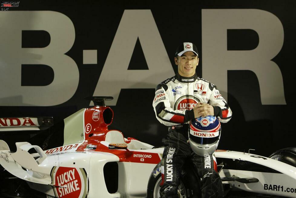10. Takuma Sato: In der Formel 1 hat der Japaner nur mäßig Erfolg. Mit Jordan, BAR und Super Aguri bringt es Sato auf stolze 90 Grands Prix, auf dem Podium steht er dabei nur einmal. Nach dem Aus von Super Aguri 2008 ist seine Zeit in der Königsklasse vorbei.