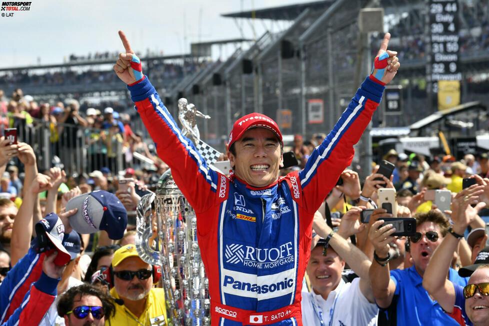 In der IndyCar-Serie wird er jedoch zum Star. Zwar steht er sich mit seiner riskanten Fahrweise öfters selbst im Weg, 2017 folgt allerdings der ganz große Triumph: der Sieg beim Indy-500-Rennen! 2020 wiederholt er dieses Kunststück noch einmal und darf sich nun zweimaliger Indy-500-Sieger nennen.