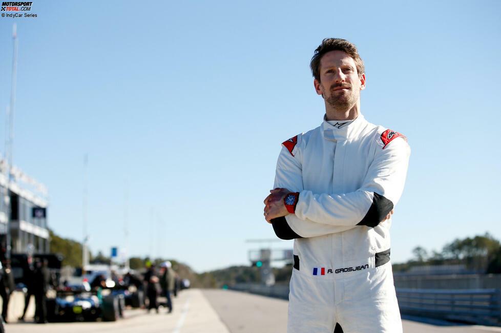 Romain Grosjean wechselt 2021 in die IndyCar-Serie. Nach 179 Grands Prix und zehn Podestplätzen ist für den Franzosen Schluss in der Formel 1 und er wagt den Sprung über den großen Teich. In unserer Fotostrecke zeigen wir dir zehn Fahrer, die mit ihrem Schritt nach Amerika erfolgreich waren.