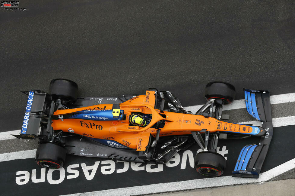 McLaren ist in der Formel 1 das Team der Stunde, auf den Doppelsieg in Monza folgte das Drama um Lando Norris in Sotschi. Den Kampf gegen Ferrari um Platz drei in der Konstrukteurs-WM scheint der Rennstall derzeit im Griff zu haben. Großen Anteil daran haben auch einige Updates am MCL35M, die im Saisonverlauf eingeführt wurden.