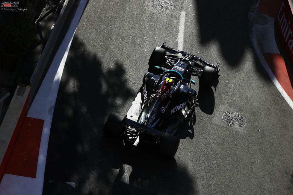 Valtteri Bottas (5): Das war nichts. Viel Schatten, wenig Licht. Bottas tat sich das gesamte Wochenende über schwer und kam weder im Qualifying noch im Rennen auf Touren. Startplatz zehn und P12 im Rennen sind aus eigener Kraft deutlich zu wenig. Das war nicht mehr ausreichend.