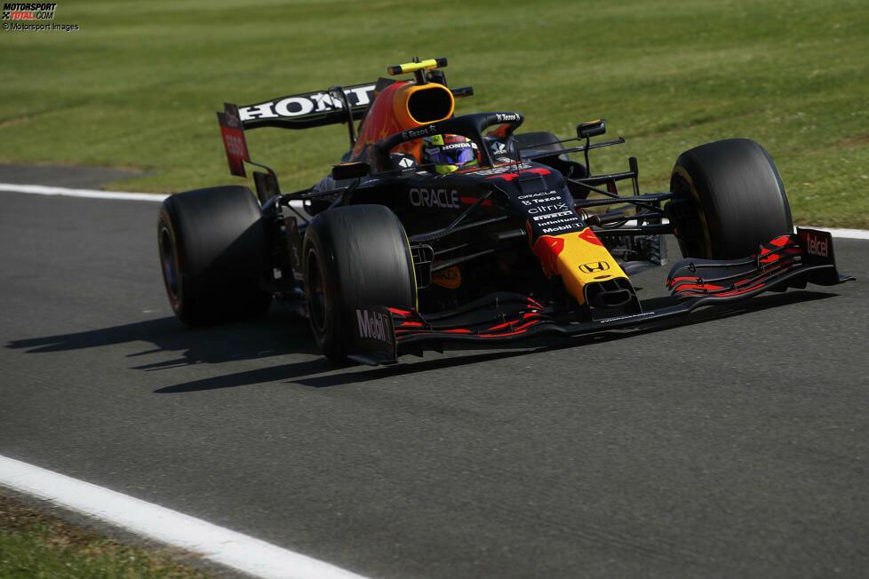 Sergio Perez (5): Das war nichts. Im Qualifying sechs Zehntel hinter Verstappen, nach einem Dreher im Sprint ganz hinten. Trotz Auto-Umbau zum besseren Überholen blieb er im Grand Prix blass. Am Ende opferte Red Bull einen Punkt, um Hamilton mit Perez die schnellste Runde abzunehmen. Das hat geklappt. Immerhin ein Teilerfolg für Perez.