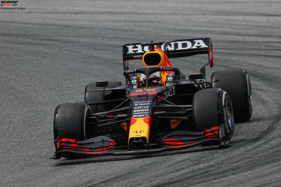 Der Red Bull RB16B ist im Moment wahrscheinlich das schnellste Fahrzeug in der Formel 1. Deshalb gehen wir dem Speed des Rennwagens in dieser Fotostrecke auf den Grund und zeigen die jüngsten Updates, die den RB16B noch besser gemacht haben!