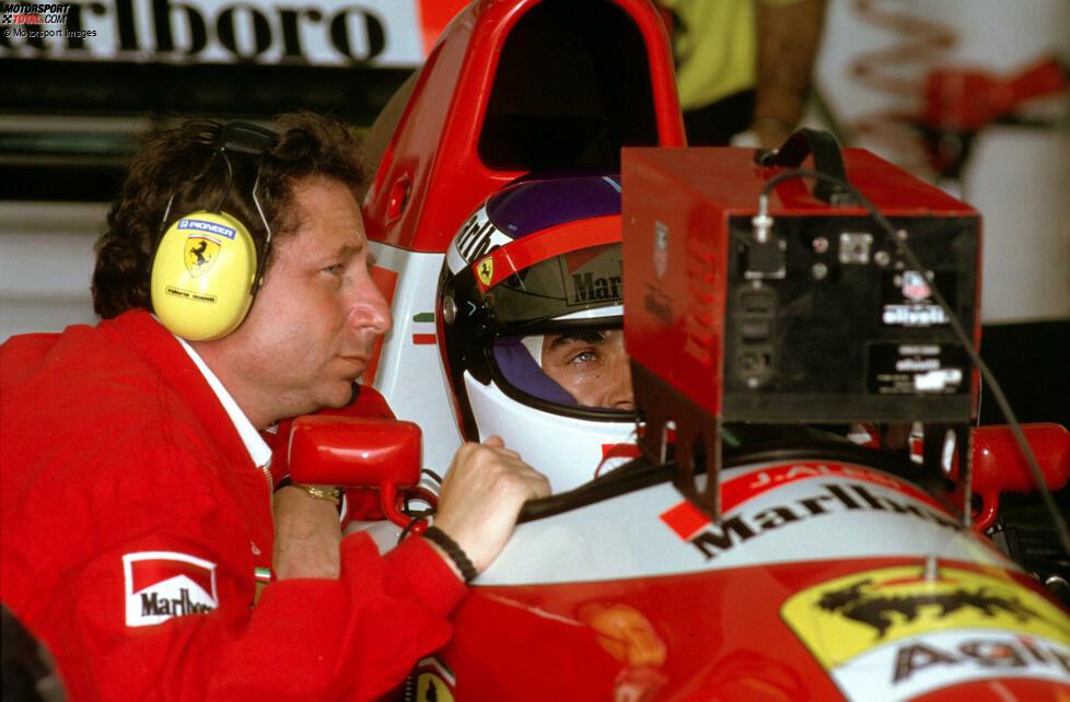 Jean Todt, FIA-Präsident und ehemaliger Teamchef des Ferrari-Formel-1-Teams: