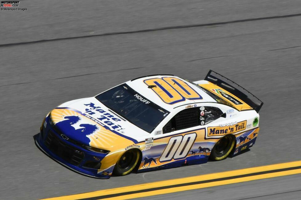 #00: Quin Houff (StarCom-Chevrolet)