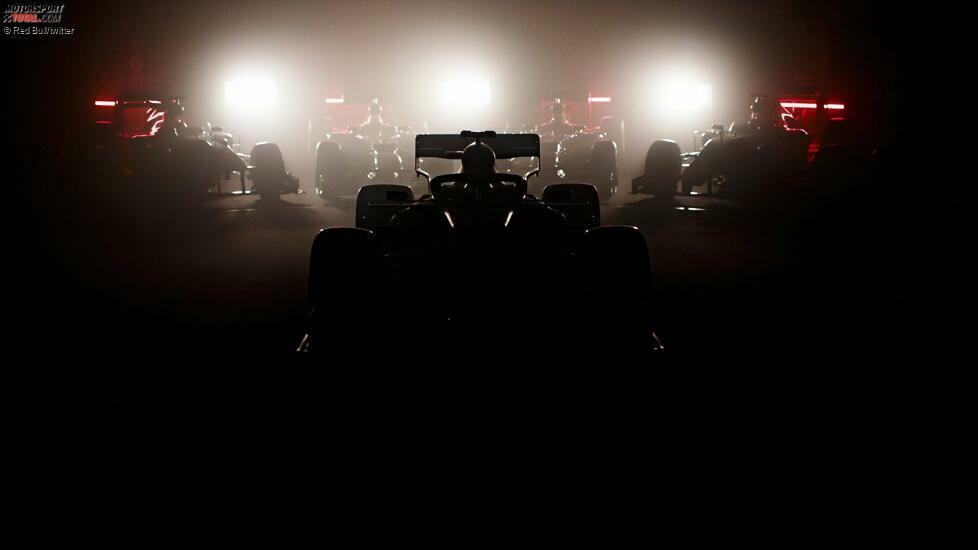 Red Bull hat den RB16B für die Formel-1-Saison 2021 vorgestellt. Hier sind erste Bilder und Informationen zum Fahrzeug von Max Verstappen und Sergio Perez!