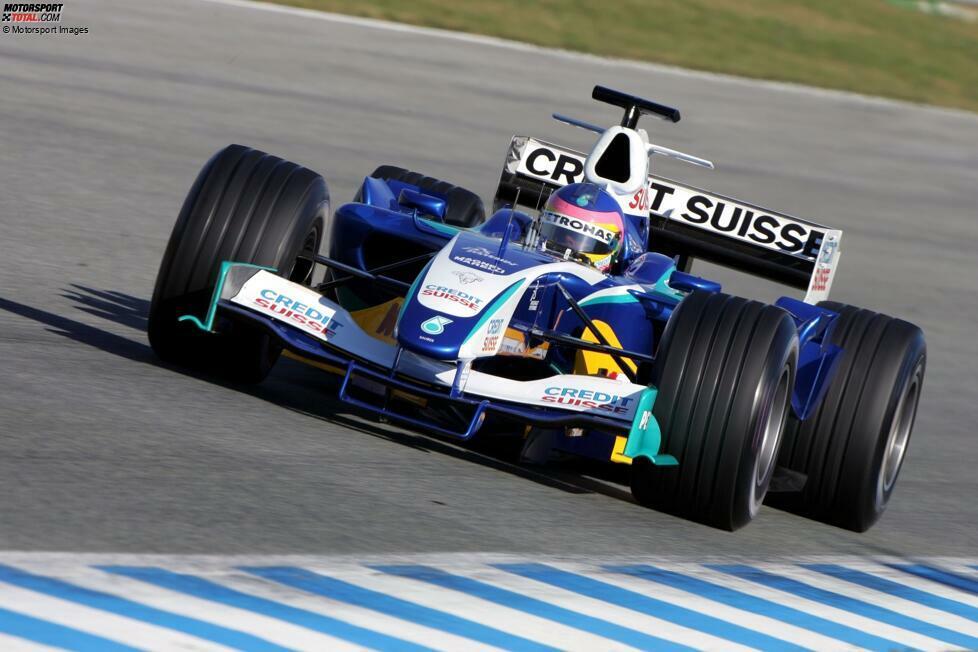 Auf Zeitreise durch die Motorsport-Historie von Sauber: Hier sind die Autos, die das Privatteam aus der Schweiz in der Formel 1 eingesetzt hat, erst in eigener Mission und später für BMW und Alfa Romeo!