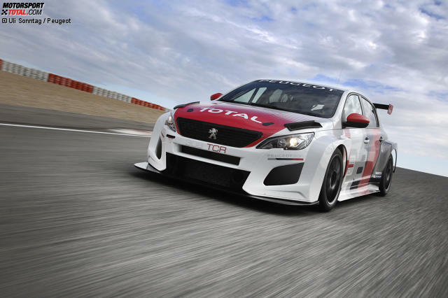 Tracktest Peugeot 308 TCR