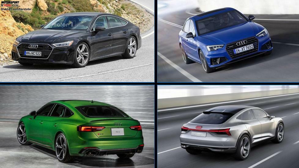 Audi hat unseren spanischen Kollegen Infos zu zehn Modellen verraten, die 2019 auf den Markt kommen sollen. Einige sind wichtige Facelifts, andere komplett neue Fahrzeuge.