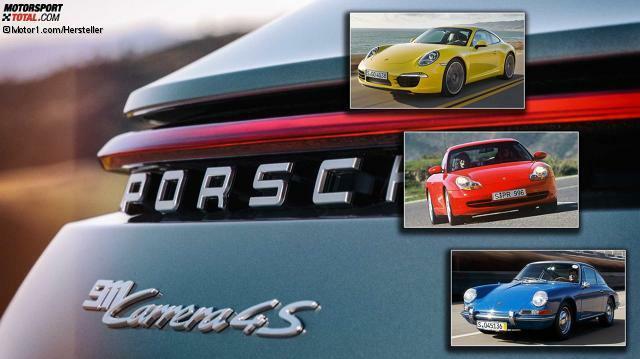 Der neue Porsche 911 mit der internen Typnummer 992 ist da. Aus diesem Anlass zeigen wir die wichtigsten Stationen in der Geschichte der Sportwagen-Ikone. Dabei wird deutlich, wie sich der Wagen bis zur neuen, achten Generation entwickelt hat. Unter anderem stieg die Leistung von 130 PS beim Ur-Elfer bis auf voraussichtlich 385 PS bei der kommenden Version.