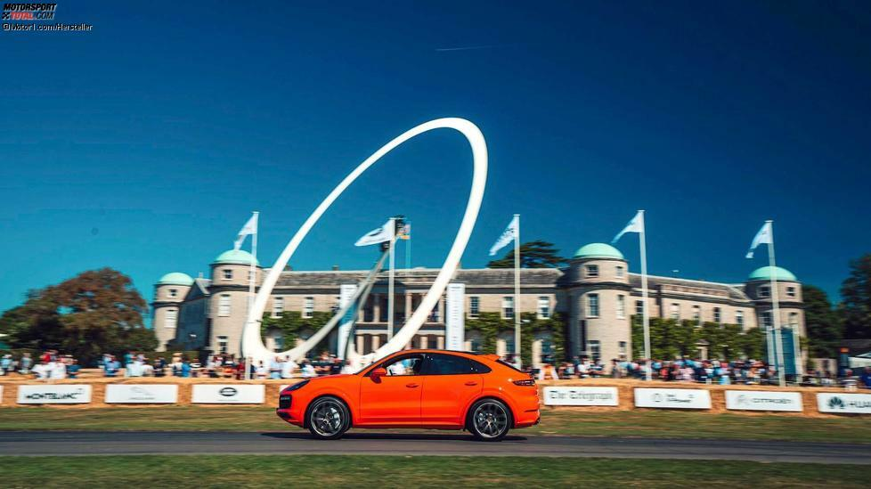 Wie in jedem Jahr war auch 2019 das Goodwood Festival of Speed ein Höhepunkt für alle Autoliebhaber, PS-Junkies und Freunde des Motorsports.