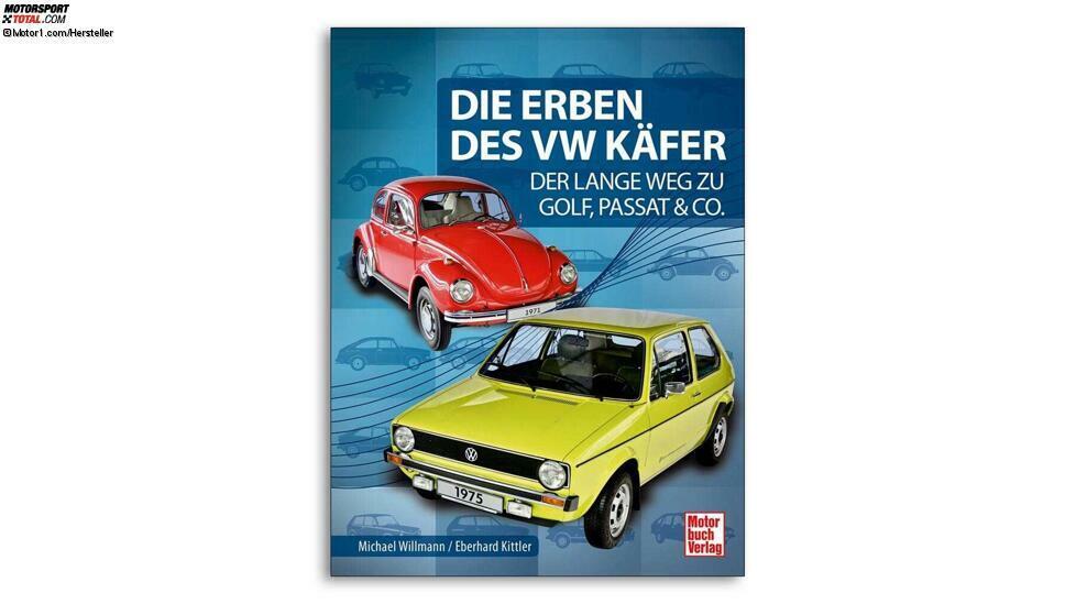 Michael Willmann/Eberhard Kittler: Die Erben des VW Käfer. Der lange Weg zu Golf, Passat & Co., ISBN: 978-3-613-04246-9, 176 Seiten, Preis: 19,95 Euro