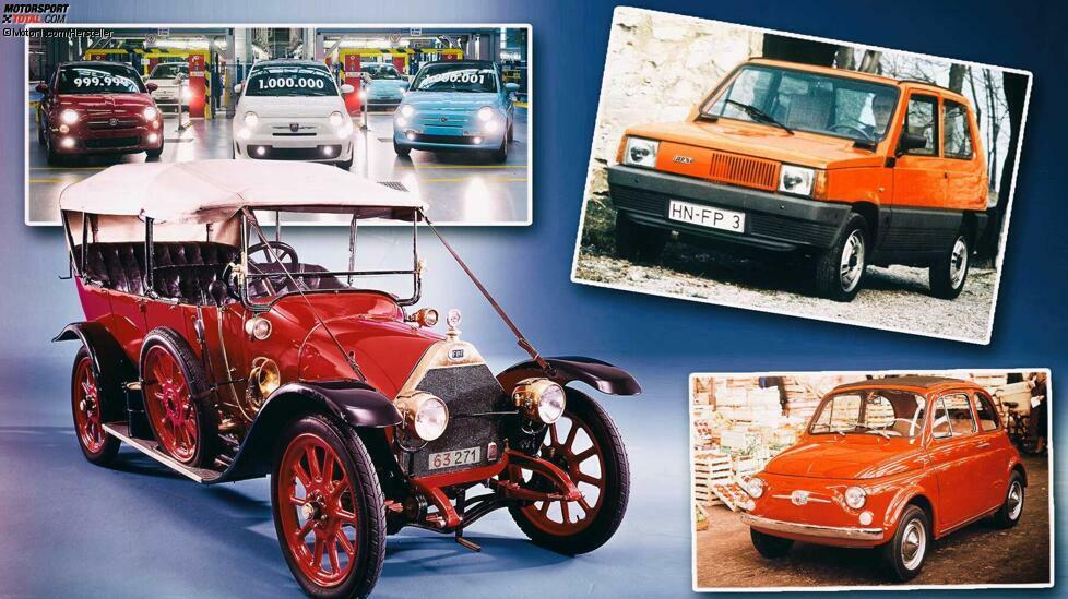 Eine bewegte italienische Geschichte: Vor 120 Jahren wurde Fiat gegründet und stieg rasch zu einem der wichtigsten Autokonzerne weltweit auf.