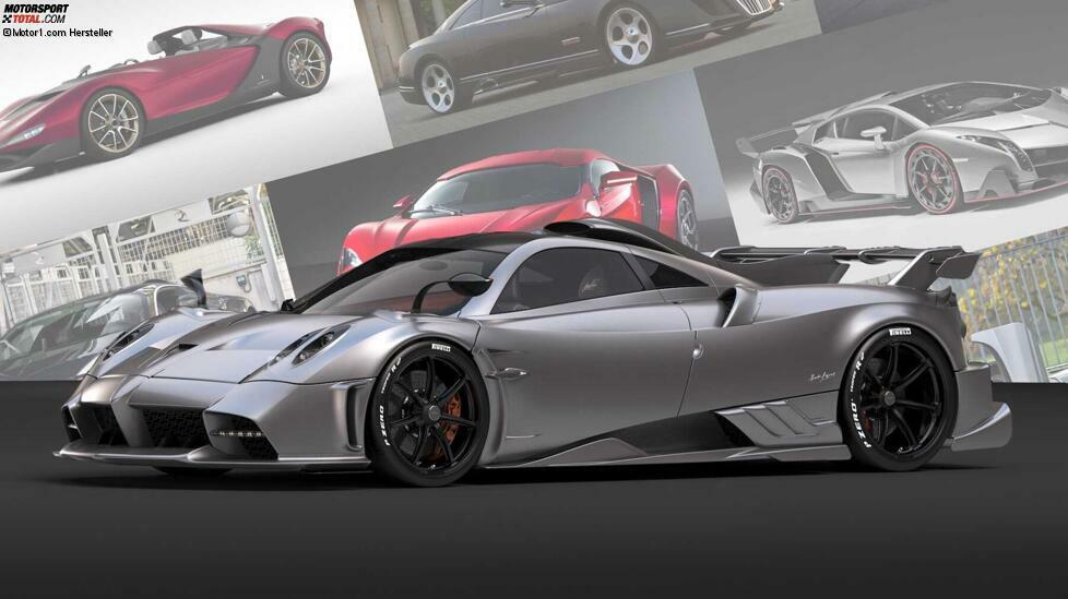 Unter den teuersten Neuwagen aller Zeiten finden sich ein paar sündteure Bugattis und einige Überraschungen ...