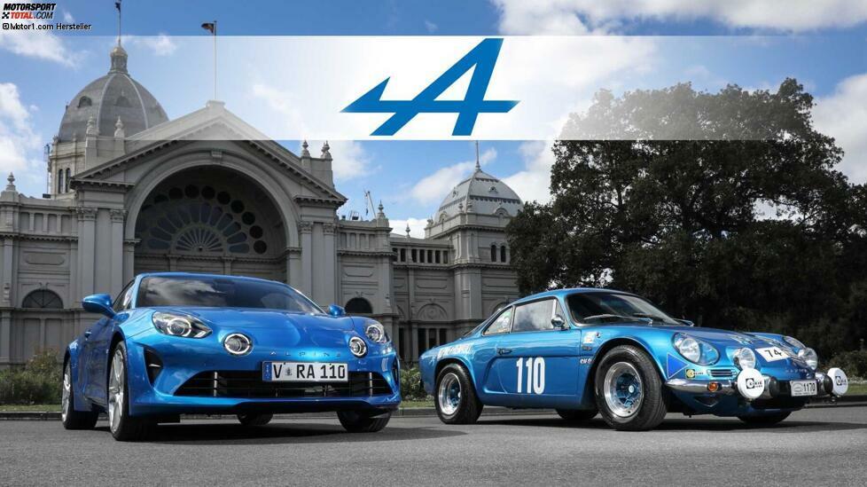 Das Renault-Formel-1-Team heißt ab 2021
