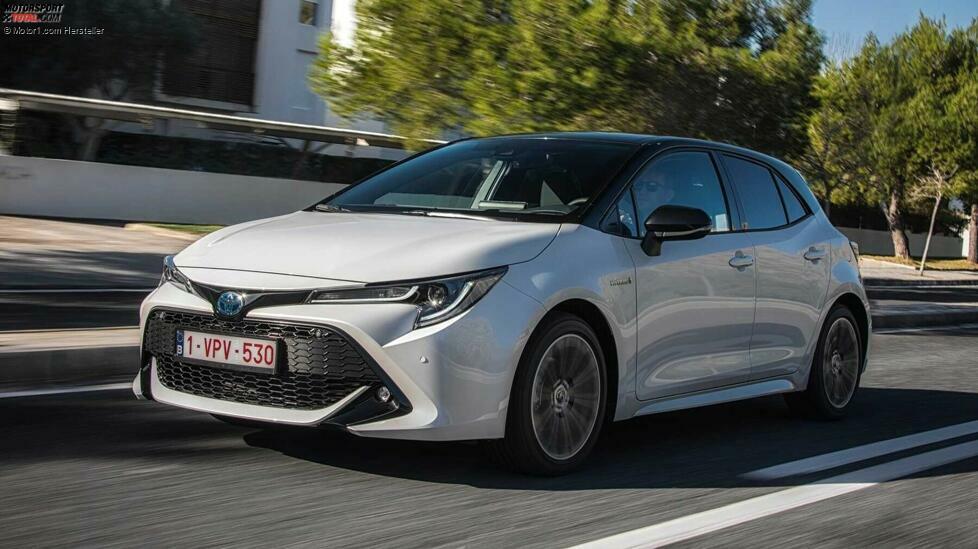 Die meistverkauften Autos der Welt 2020 - Bekannte Typen und Überraschungen in der globalen Top 10 ...