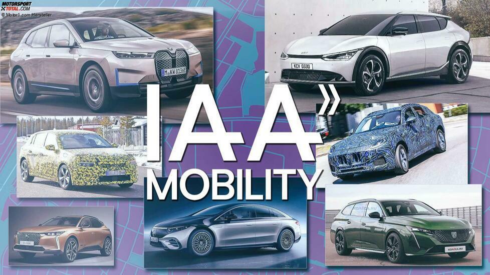 Das erwartet uns, sofern internationale Automobil-Ausstellung IAA in München stattfinden wird ...