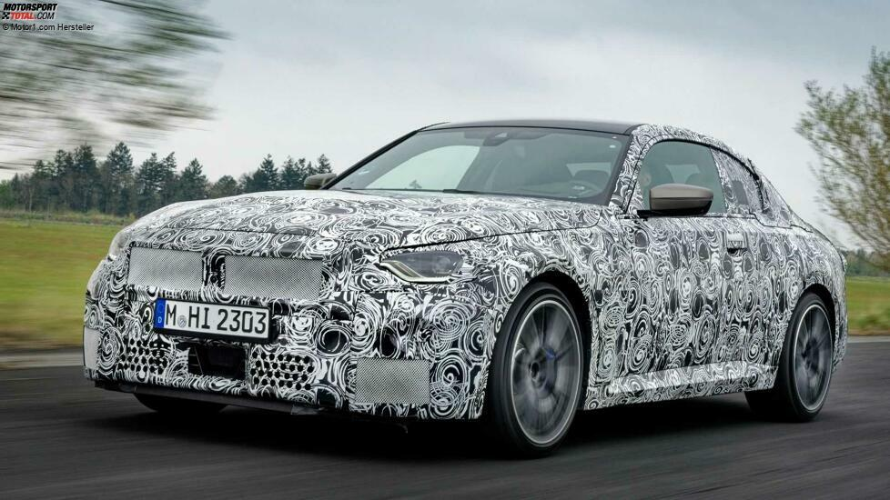 BMW M240i xDrive Coupe (2021) PreDrive