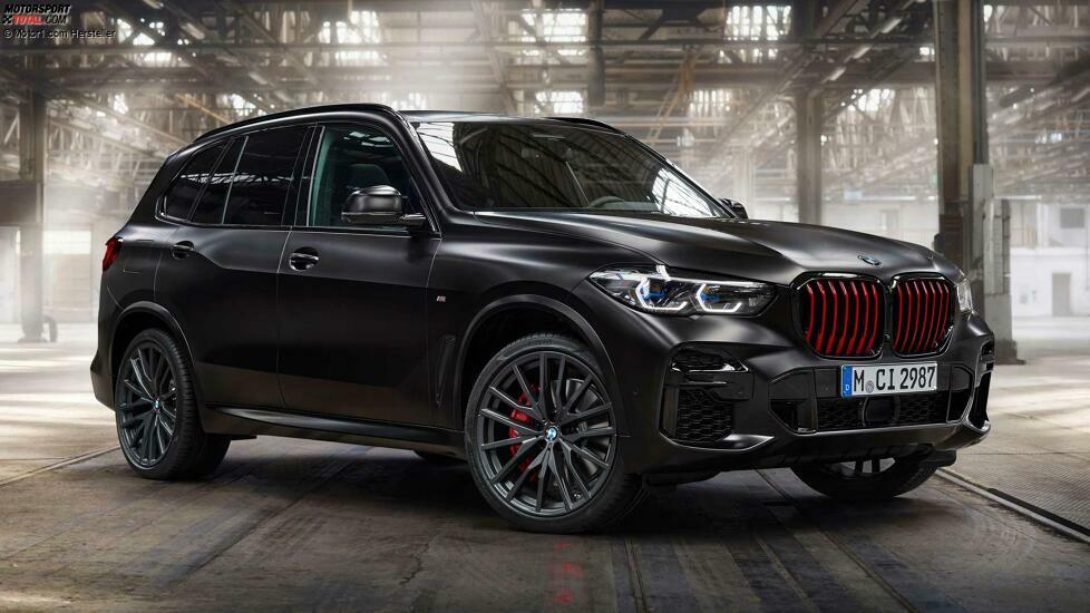 BMW X5 Black Vermilion (2021)