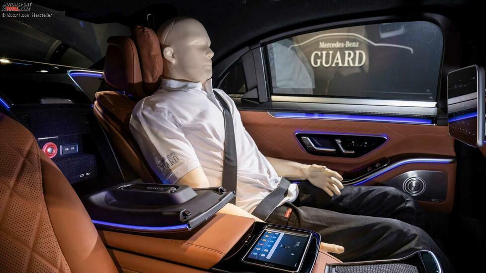 Mercedes S-Klasse Guard (2021)