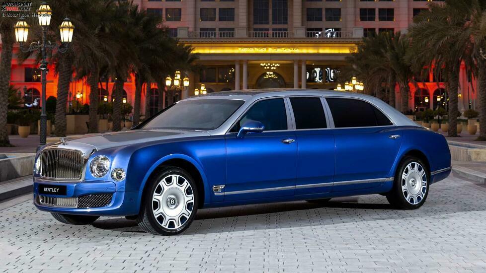 Bentley Mulsanne Grand Limousine von Mulliner