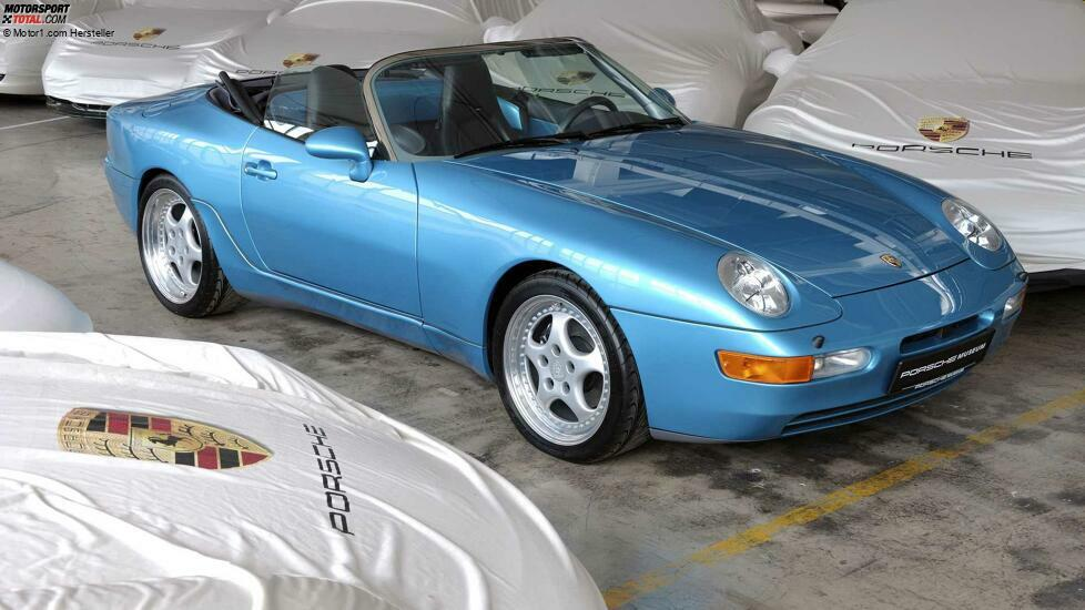 Porsche 968 Roadster (1991)