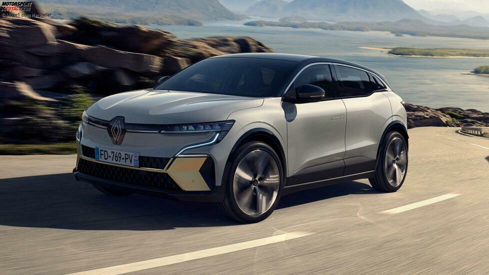Renault Megane E-Tech Electric (2021)